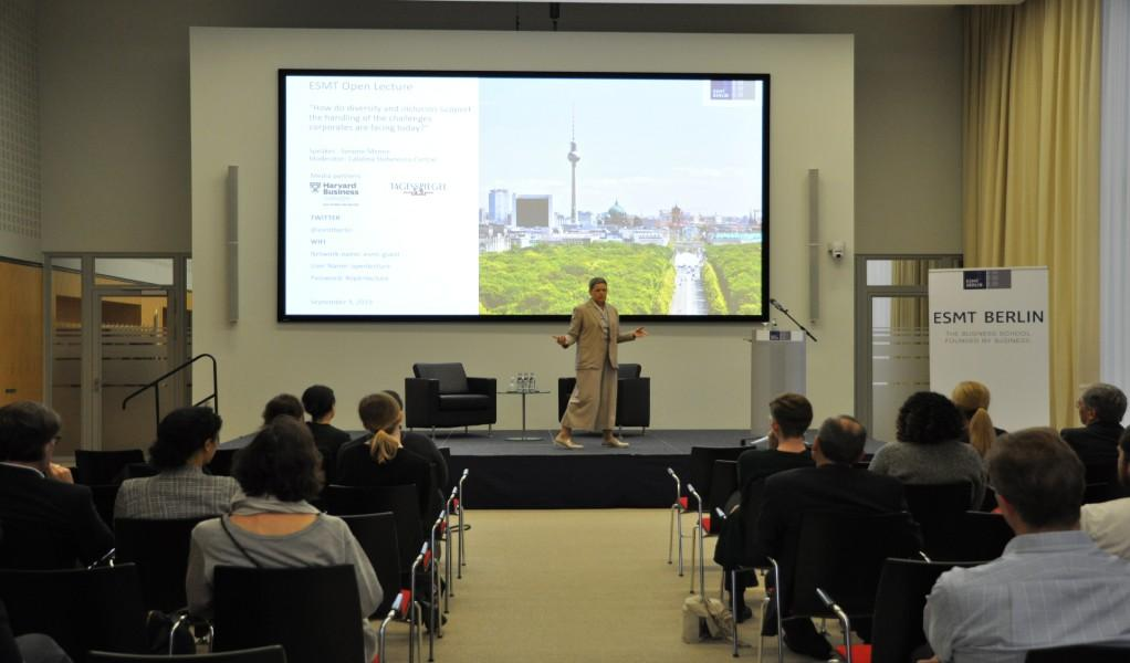 ESMT Tower View Open Lecture